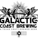 Logo for Galactic Coast Brewing Co