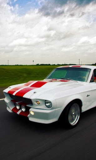 Wallpaper Muscle Car