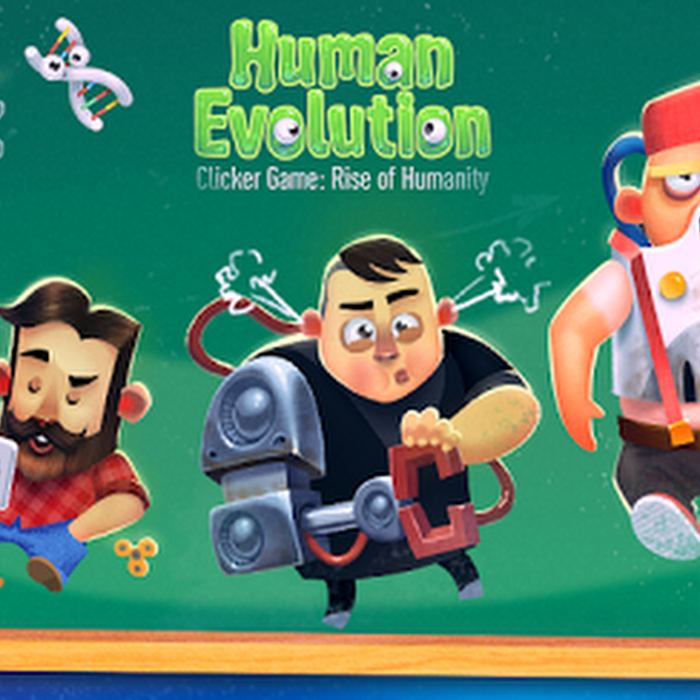 Human Evolution Clicker Game: Rise of Mankind - APPWORLD