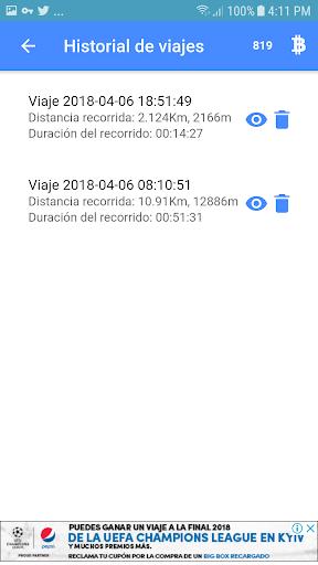 Velocimetro digital GPS  sin datos o internet 0.0.2 screenshots 11
