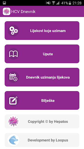 HCV Dnevnik