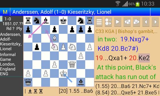 Stockfish Chess Engine (OEX) 10.20181206 screenshots 3