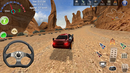 Armored Off-Road Racing Deluxe- screenshot thumbnail