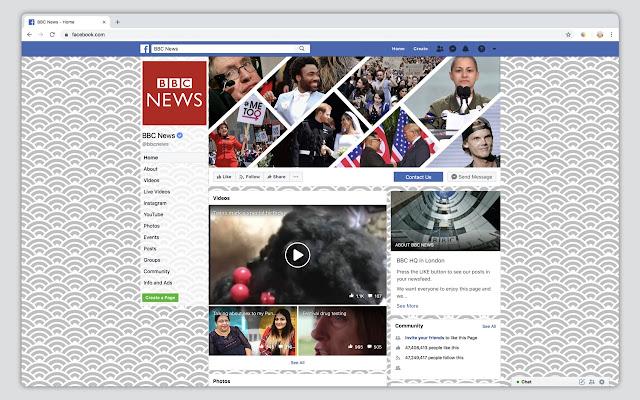 Background Changer for Facebook™