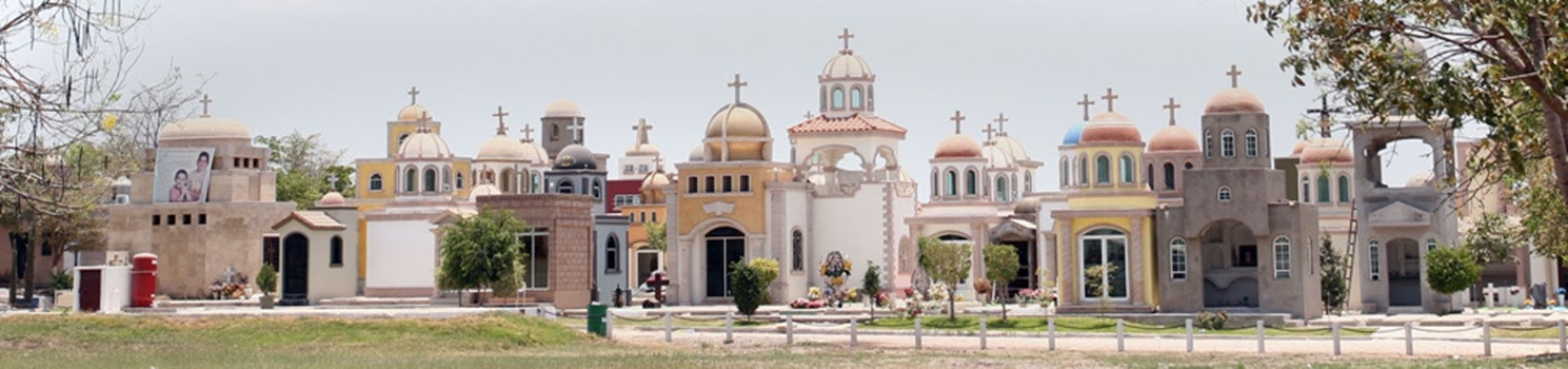 Narcotumbas, os mausoléus faraônicos dos criminosos mexicanos