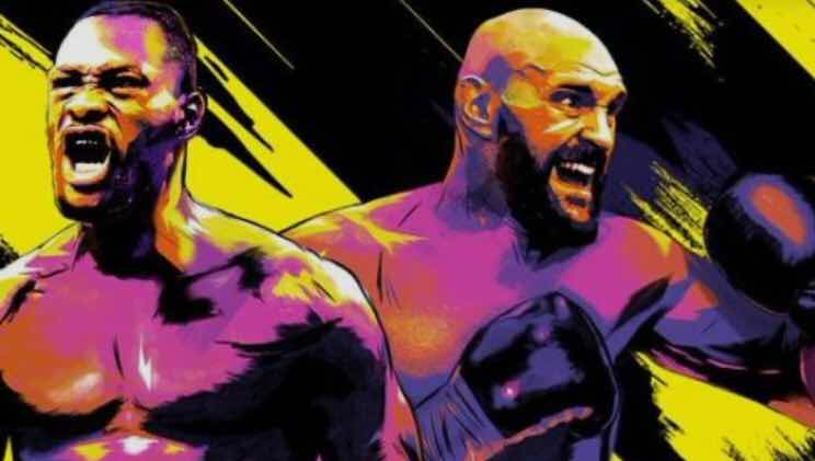 Boxing: Wilder vs Fury II