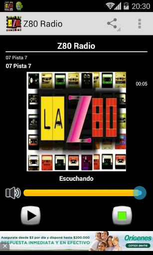 Z80 Radio