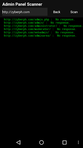 Andro Hackbar  screenshots 8