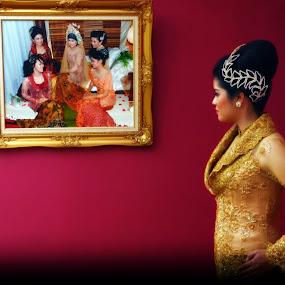 Let Me First by Aditya Krista - Wedding Getting Ready ( girls, prewedding, wedding, beauty )