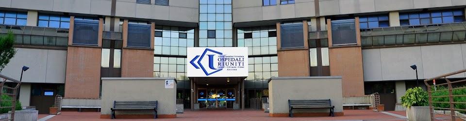Front of Ospedali Riuniti d'Ancora