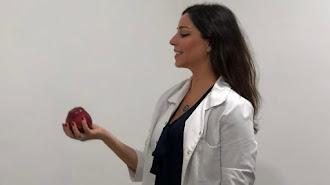 La nutricionista María Giménez Ramos.