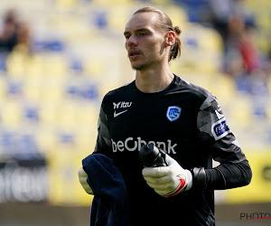 """Maarten Vandevoordt permet à Genk de remporter le derby : """"C'était un pur réflexe"""""""