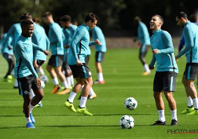"""Conte juge Hazard """"prêt à débuter en Coupe"""", et ce sera aux côtés de Charly Musonda!"""