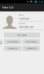 Fake Call App Download For Android 4