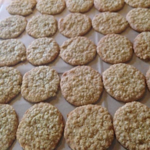 Coconut Oatmeal Cookies Recipe