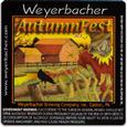 Logo of Weyerbacher Autumnfest