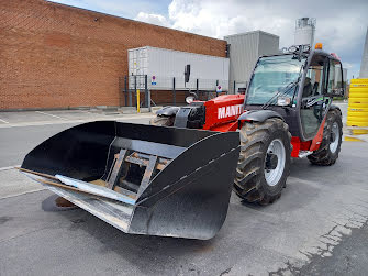 Picture of a MANITOU MLT 735 120 LSU PS ST3B