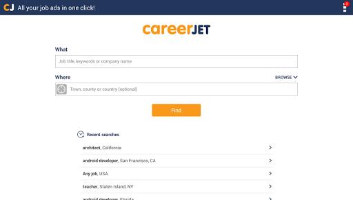 Jobs - Job Search - Careers Screenshots 6