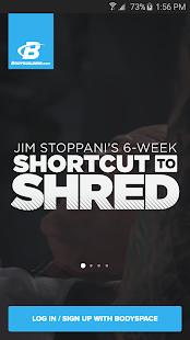 Jim Stoppani Shortcut to Shred - náhled