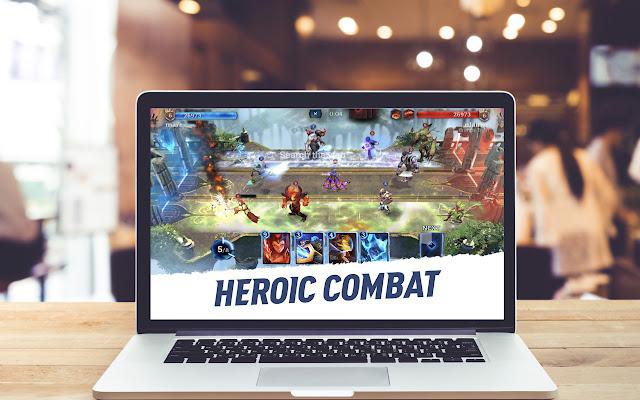 Heroic Magic Duel HD Wallpapers Game Theme