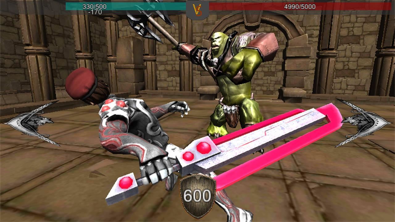 sword fighting games 2 players