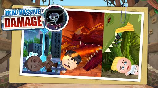 Beat the Boss 4: Stress-Relief Game. Kick the jerk  screenshots 4
