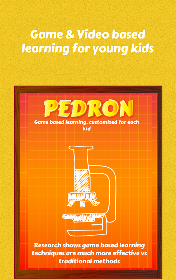 Pedron - Kids' Games & Videos- screenshot