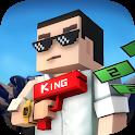 King of Survival: Royale pixel unite battle ground icon