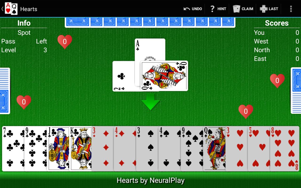 Hearts by NeuralPlay- screenshot