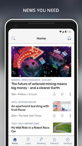 News360 for Phones screenshot 1