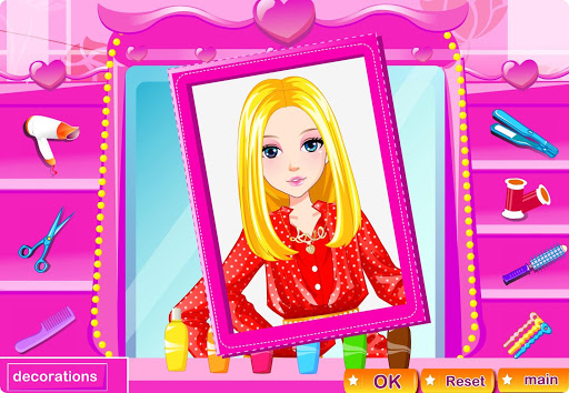Hairdresser Challenge Games 1.0.6 screenshots 5