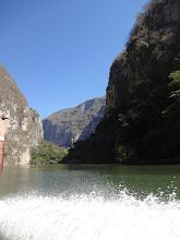 Photo: 25 kilometrů dlouhá přehrada.