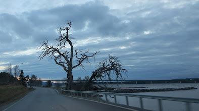 Photo: På väg till Svenstavik