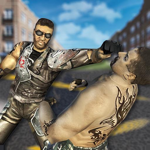 Gangster Street Fighting: Kung Fu Revolution 2018