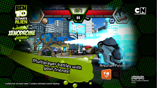 Download Ben 10 Xenodrome (Mod Money) 1 3 2 APK For Android