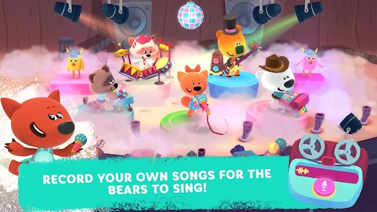 Rhythm and Bears- screenshot thumbnail
