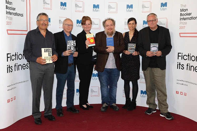 Man Booker Prize 2017 Shortlisted authors