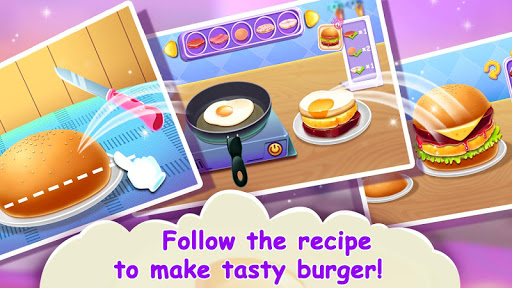 ud83cudf54ud83cudf54Make Hamburger - Yummy Kitchen Cooking Game screenshots 7