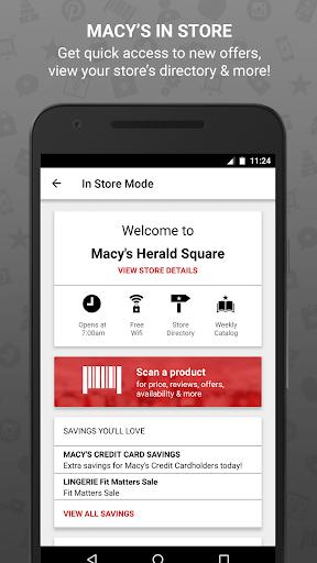 Macy's Screenshot