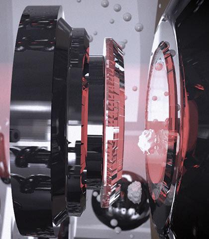 MilkoStream FT – динамический алмазный зонд