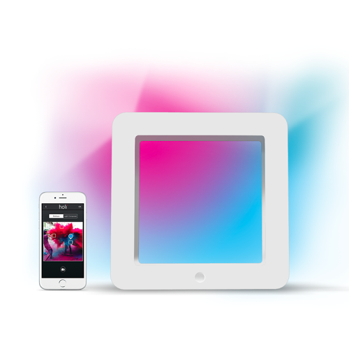 Holi Smart Lamp hero image