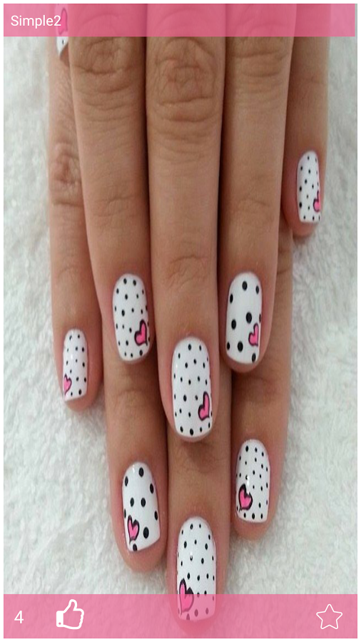 Latest Nail Art- screenshot