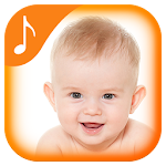 Baby sound Cute ringtones Icon