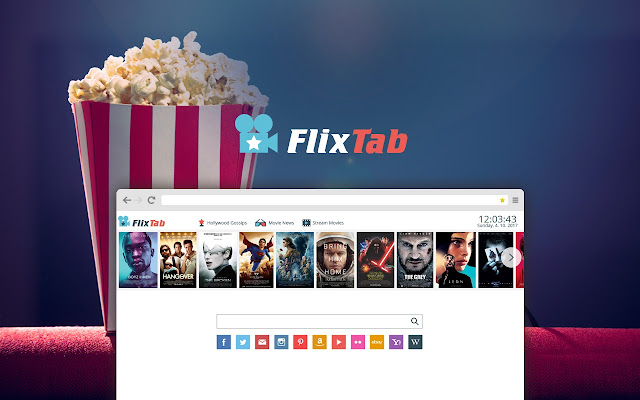 Flixtab Movie Center