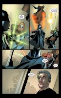 Screenshot of Marvel Comics