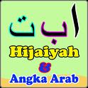 Huruf Hijaiyah dan Angka dalam Bahasa Arab icon
