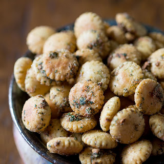 Lemon Ranch Oyster Crackers