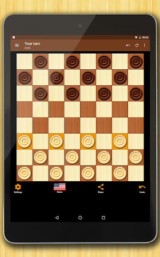 Checkers - strategy board game 1.80.0 screenshots 21