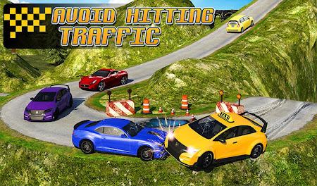 Taxi Driver 3D : Hill Station 1.1 screenshot 318899
