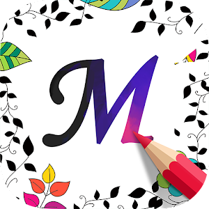 Coloring Book: Art of Mystery for PC and MAC